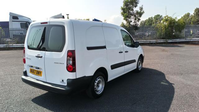 2017 Peugeot Partner 715 S 1.6 Bluehdi 100 Crew Van (NU67BWY) Image 7