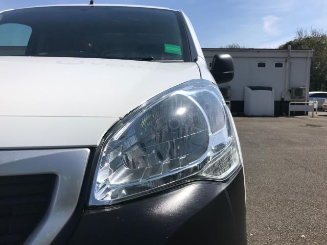 2017 Peugeot Partner L1 850 1.6 BLUEHDI 100 PROFESSIONAL (NON S/S)EURO 6 (NU67DUA) Image 13