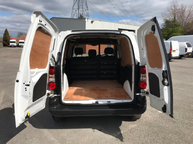 2017 Peugeot Partner 850 1.6 Bluehdi 100 Professional Van [Non Ss] Euro 6 (Speed Limited To 70MPH) (NU67LLN) Image 33