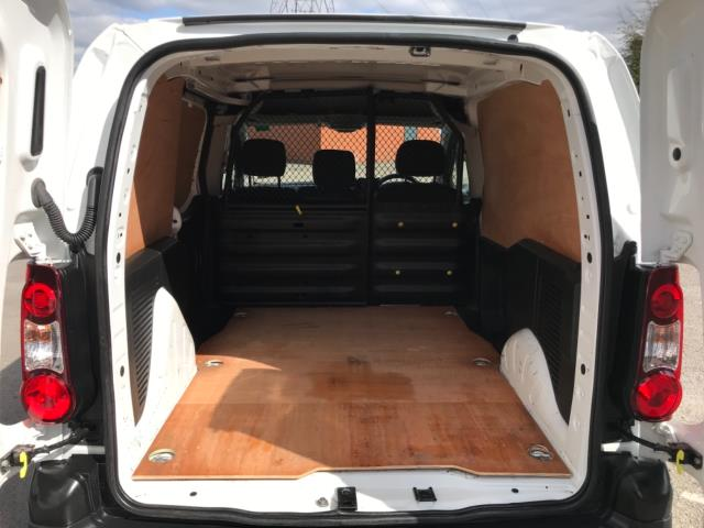 2017 Peugeot Partner 850 1.6 Bluehdi 100 Professional Van [Non Ss] Euro 6 (Speed Limited To 70MPH) (NU67LLN) Image 34