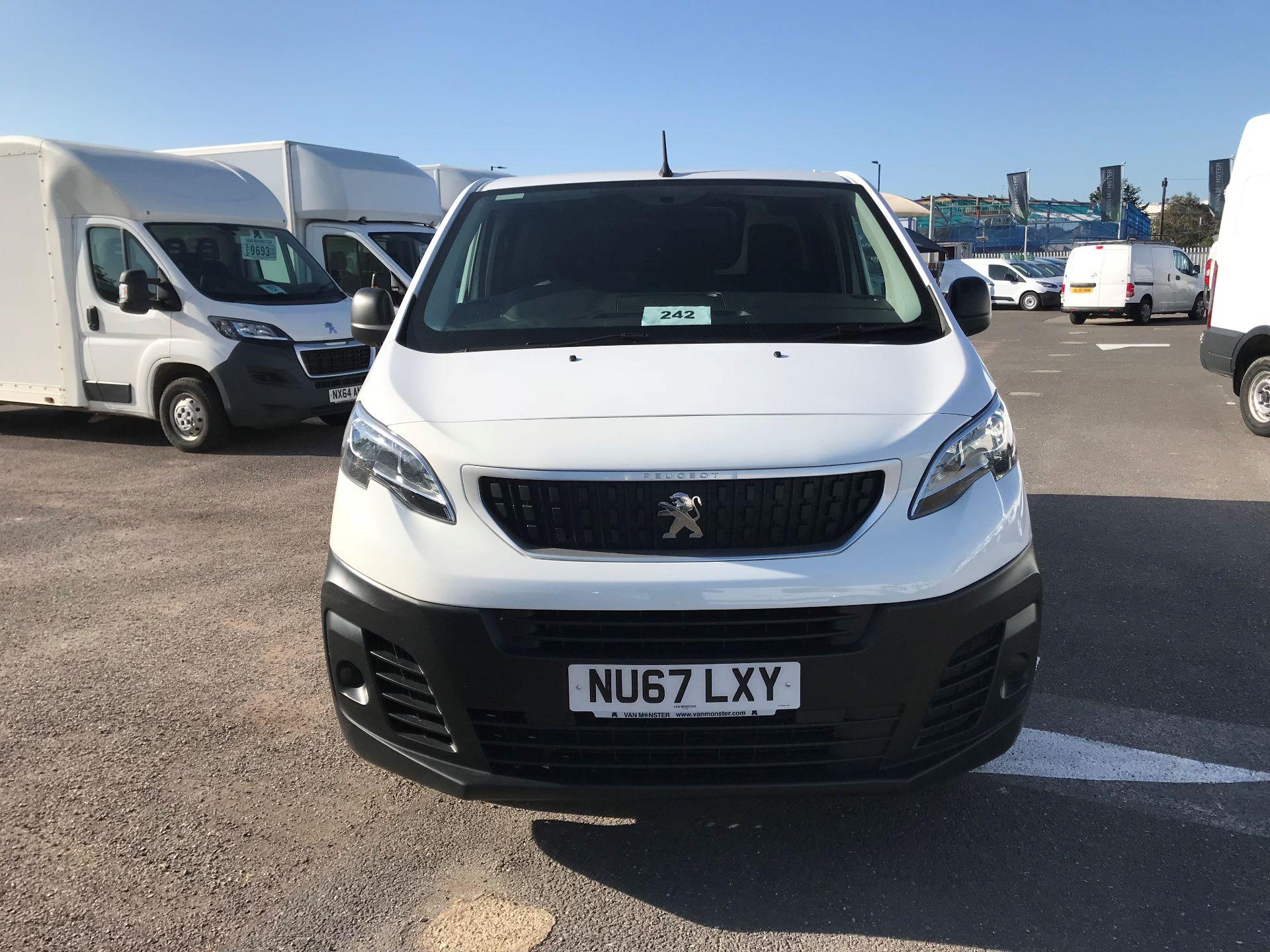 2017 Peugeot Expert STANDARD 1000 1.6 BLUEHDI 95 EURO 6 (NU67LXY) Image 3