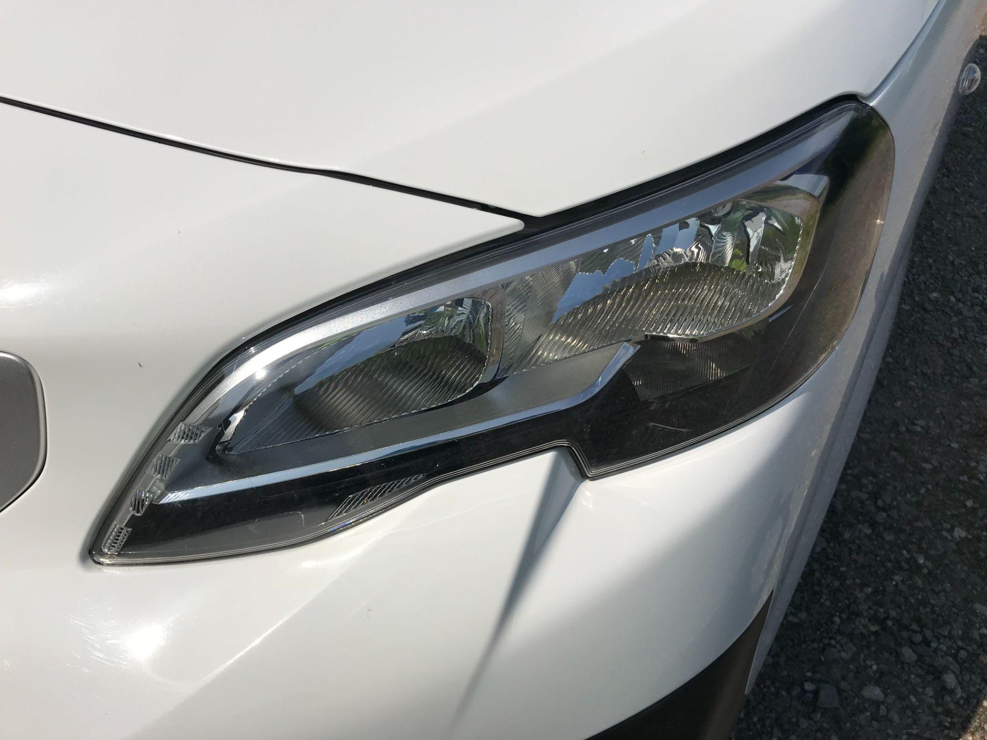 2017 Peugeot Expert  STANDARD 1000 1.6 BLUEHDI 95 S EURO 6 (NU67MFK) Image 37