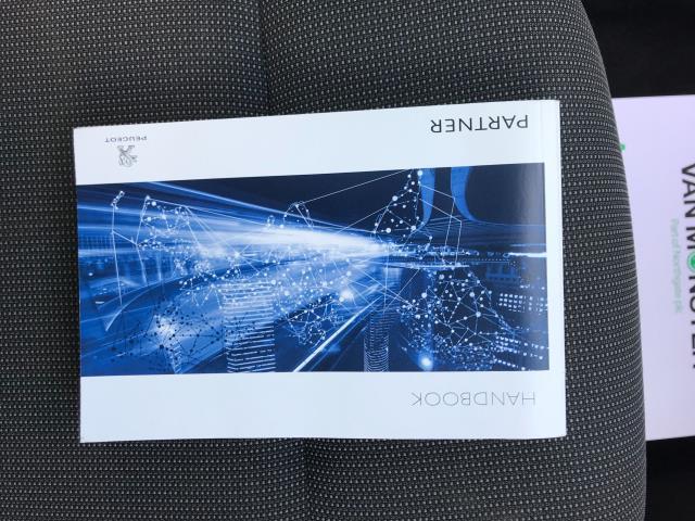 2017 Peugeot Partner L1 850 1.6 BLUEHDI 100 PROFESSIONAL (NON S/S)EURO 6 (NU67NPY) Image 41