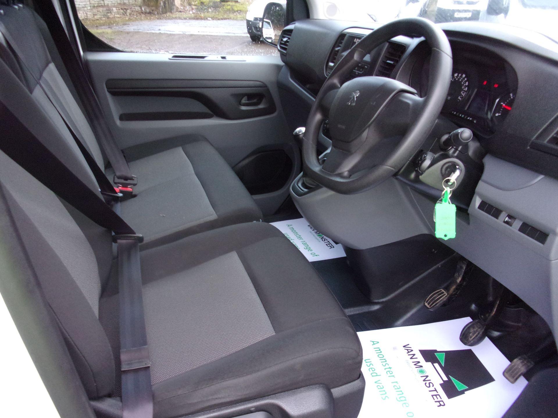 2017 Peugeot Expert STANDARD 1000 1.6 BLUEHDI 95 PS S EURO 6 (NU67OMF) Image 2