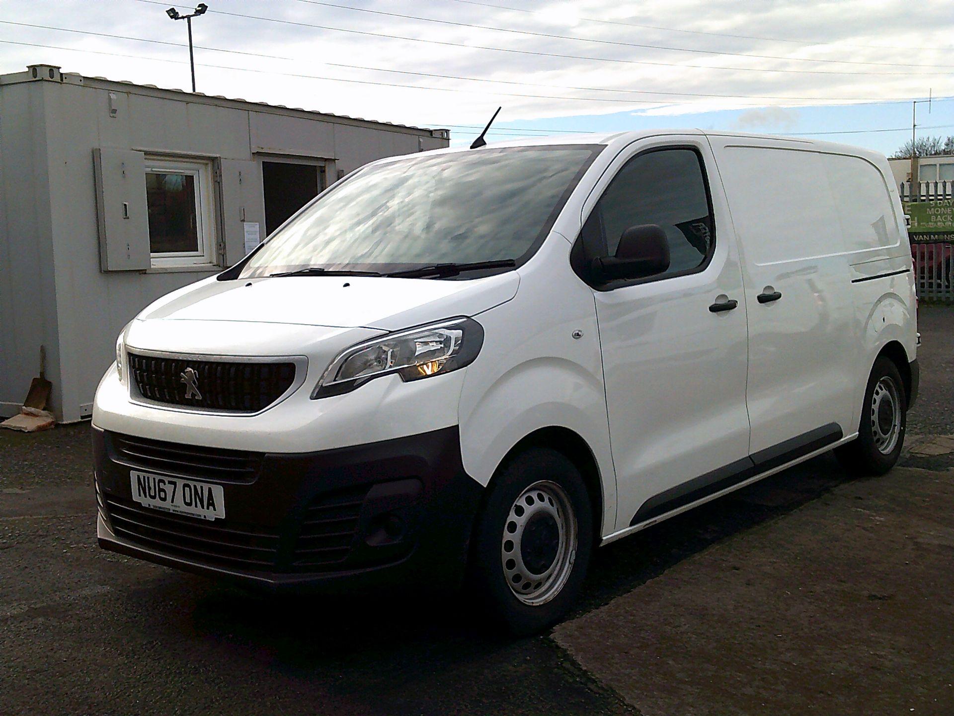 2017 Peugeot Expert 1000 1.6 Bluehdi 95 S Van (NU67ONA) Image 3