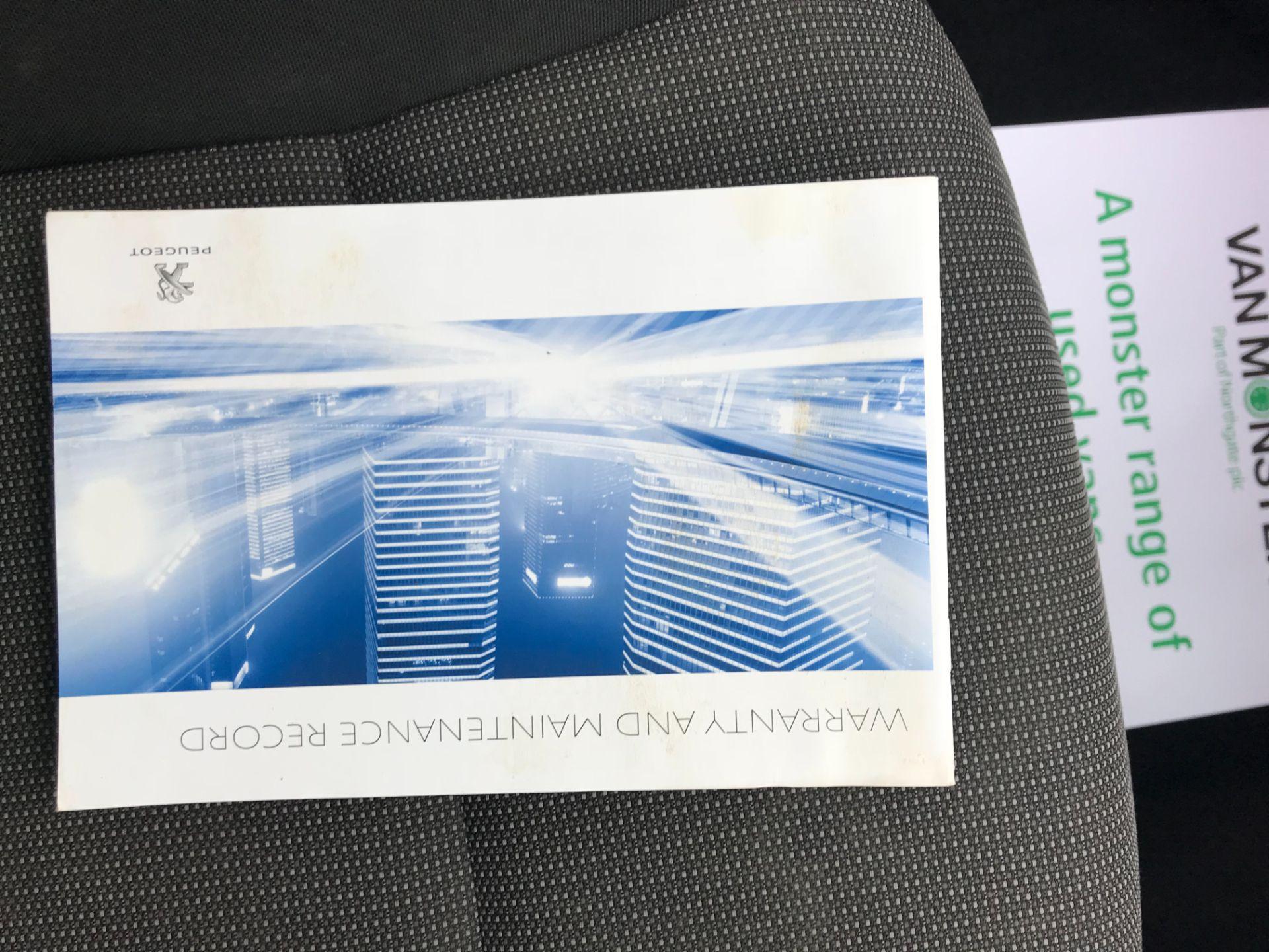 2017 Peugeot Partner  L2 715 S 1.6 BLUEHDI 100 CREW VAN EURO 6 (NU67TVD) Image 42