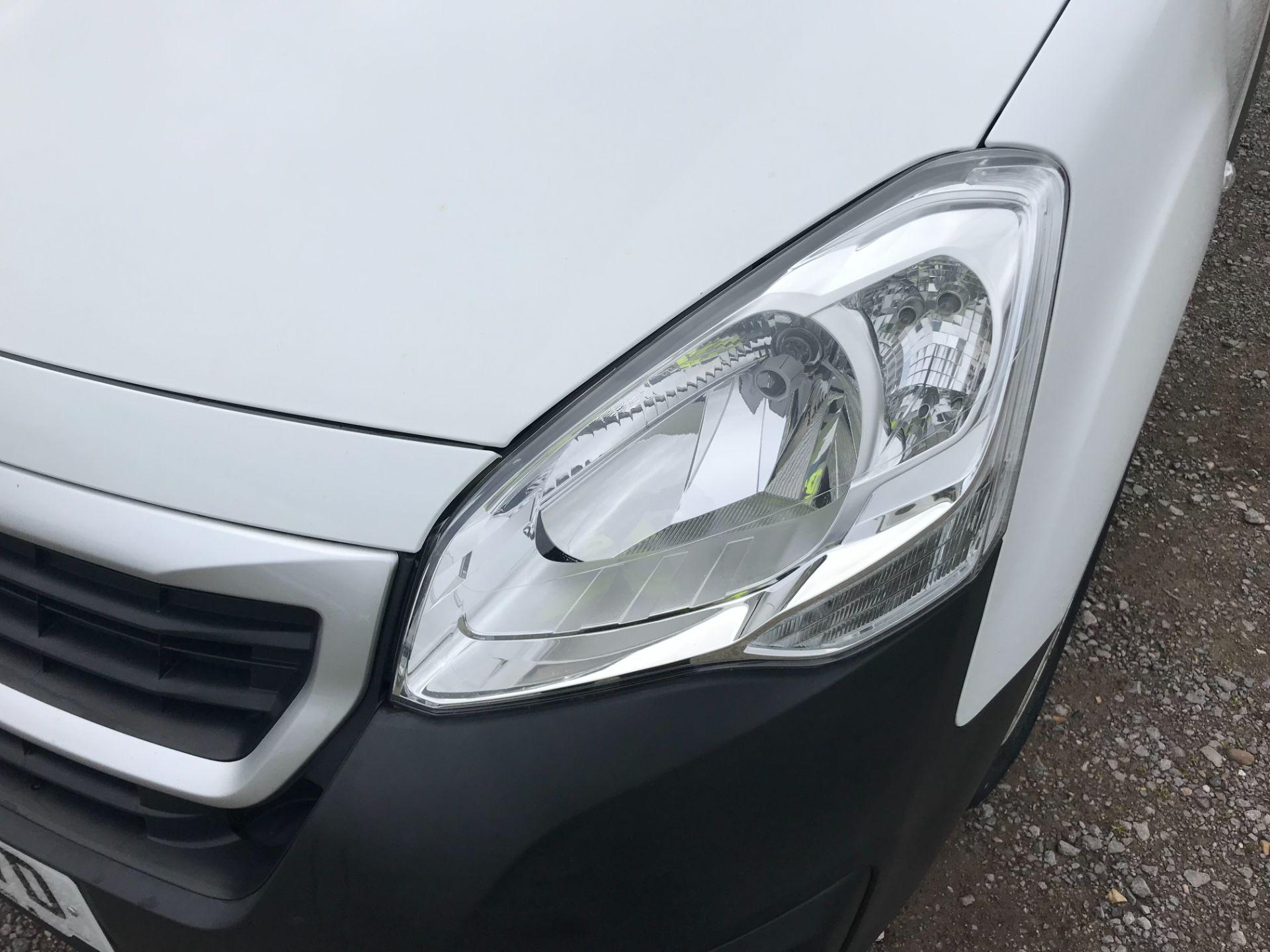 2017 Peugeot Partner  L2 715 S 1.6 BLUEHDI 100 CREW VAN EURO 6 (NU67TVD) Image 33