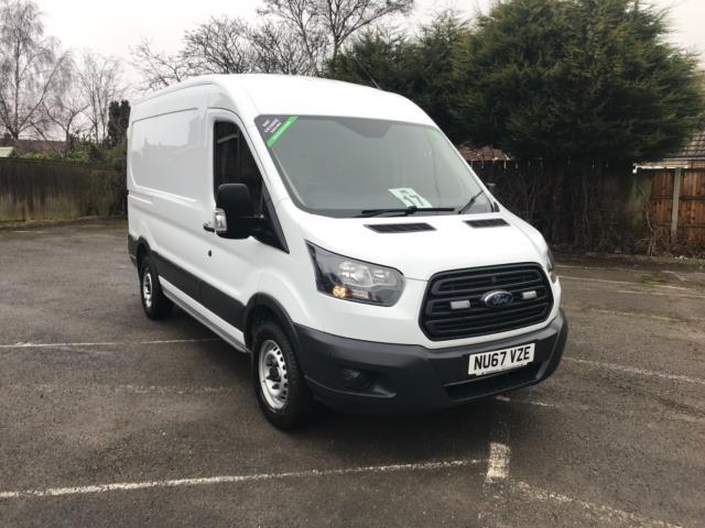 2017 Ford Transit 2.0 Tdci 130Ps L2 H2 Van Euro 6 (NU67VZE)