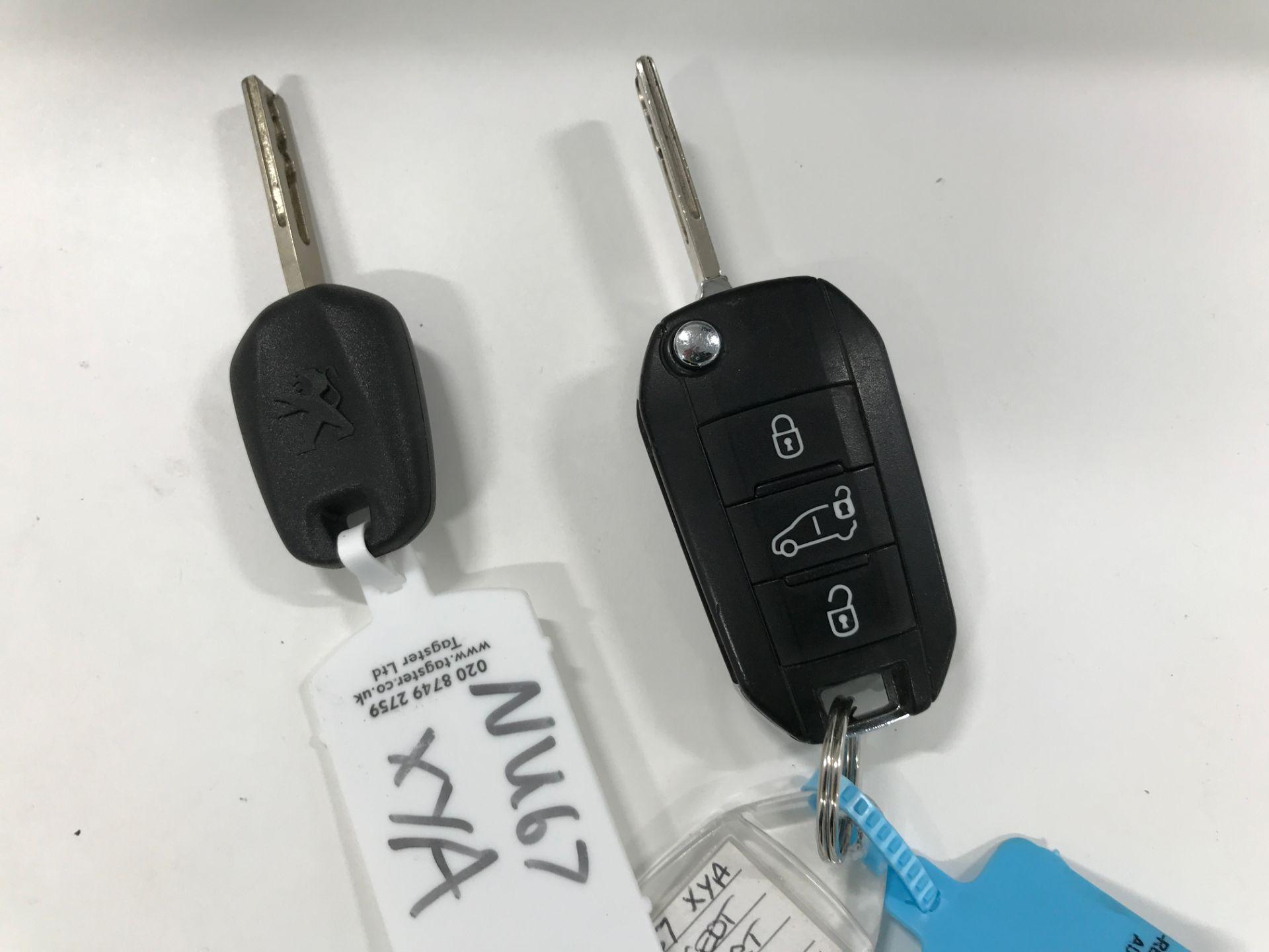 2017 Peugeot Expert 1000 1.6BLUEHDI S 95PS EURO 6 (NU67XYA) Image 28