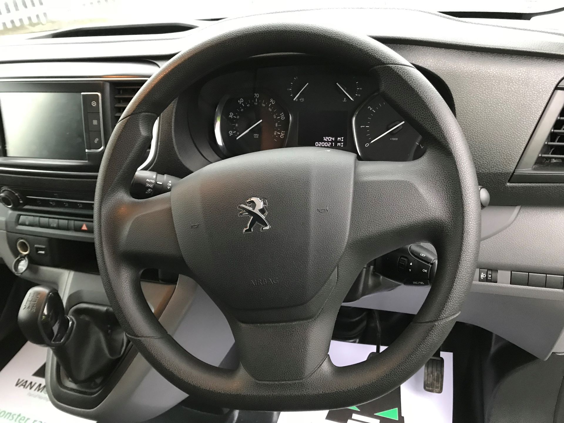 2018 Peugeot Expert   STANDARD 1000 1.6 BLUEHDI 95 PROFFESSIONAL EURO 6 (NU68CVO) Image 23