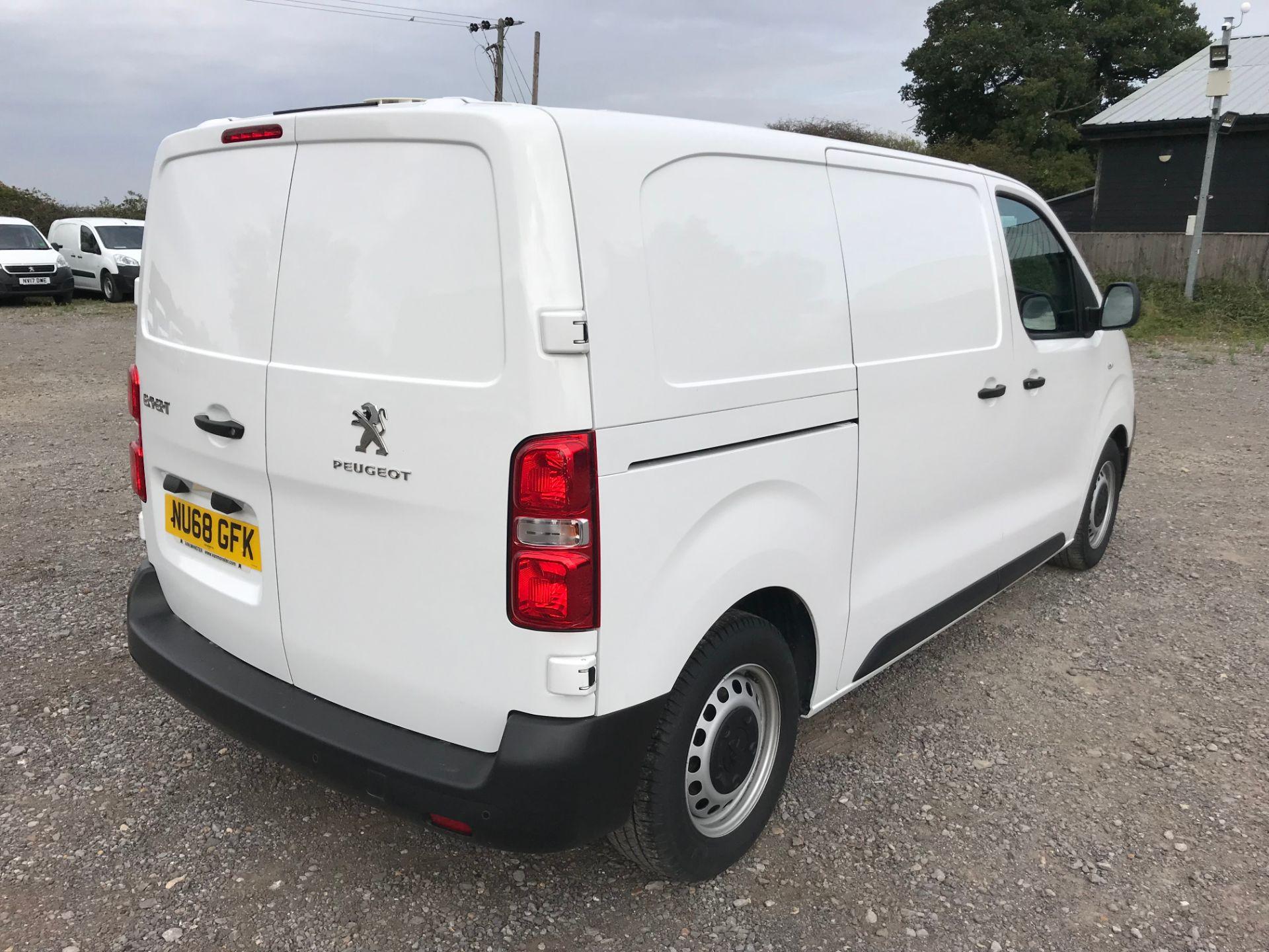 2018 Peugeot Expert 1000 1.6 Bluehdi 95 Professional Van (NU68GFK) Image 4