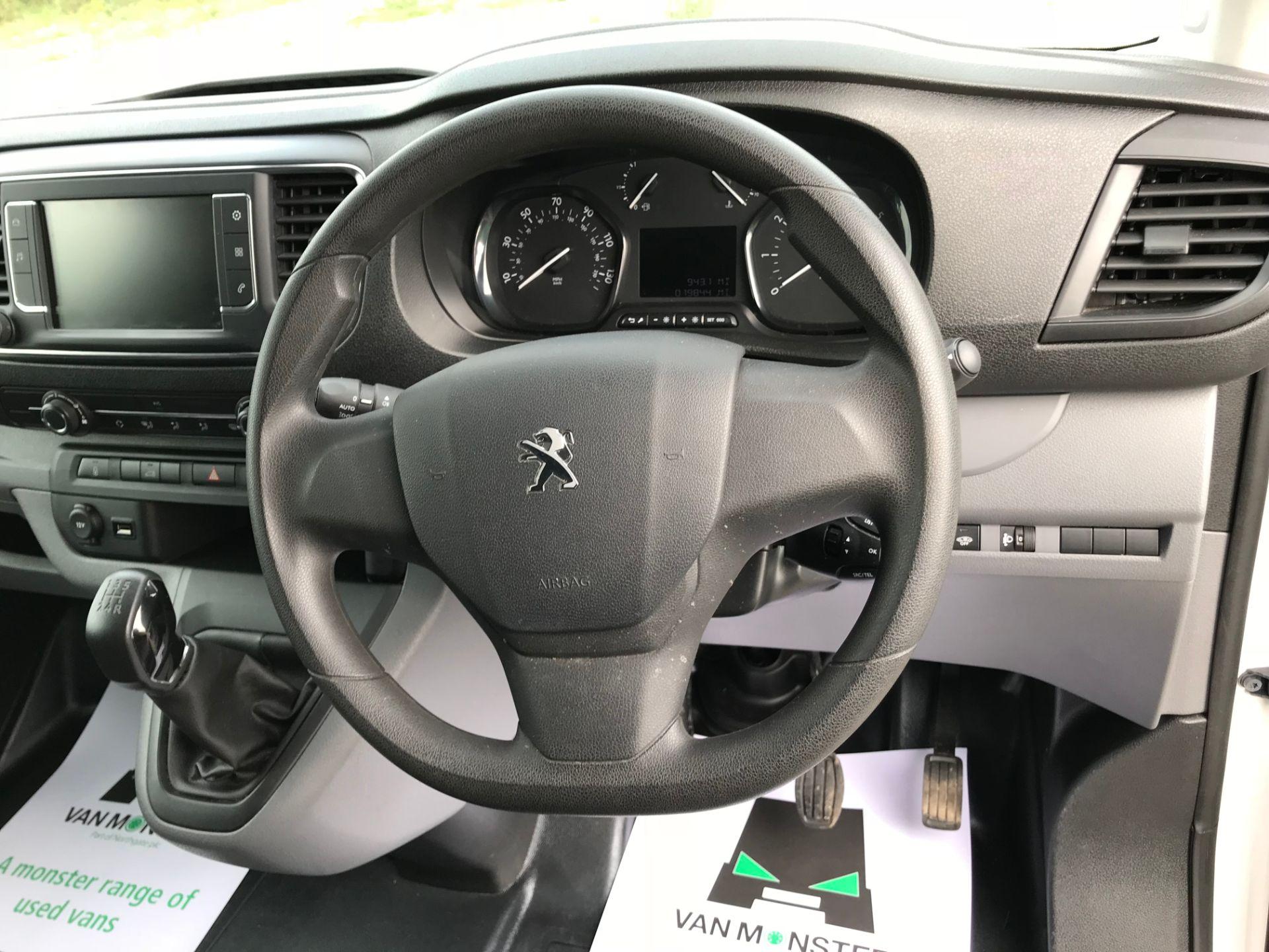 2018 Peugeot Expert 1000 1.6 Bluehdi 95 Professional Van (NU68GFK) Image 26
