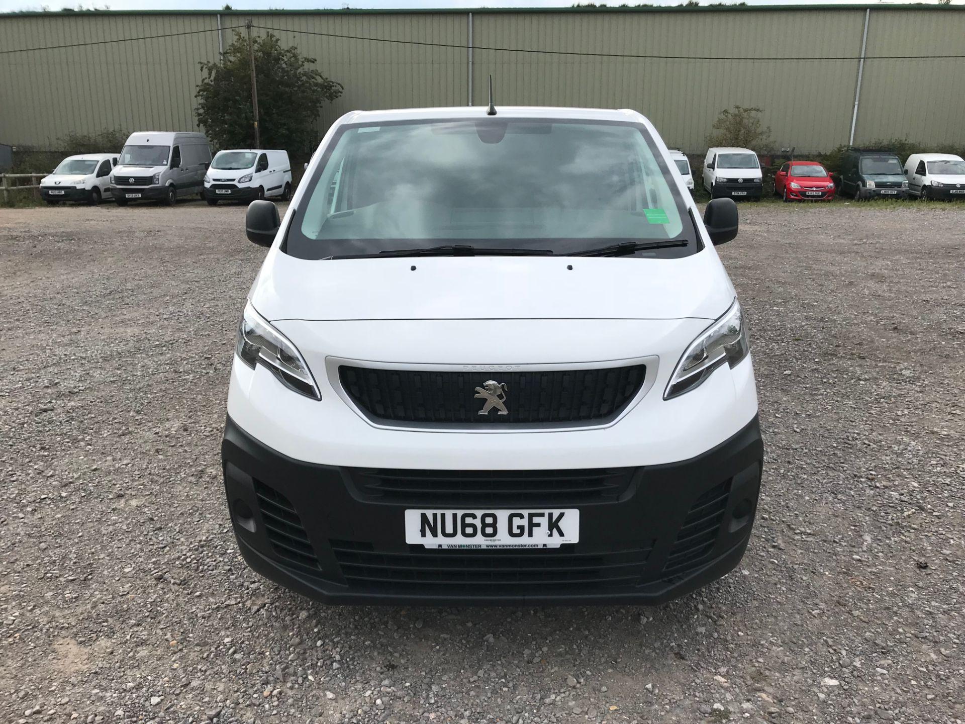 2018 Peugeot Expert 1000 1.6 Bluehdi 95 Professional Van (NU68GFK) Image 2