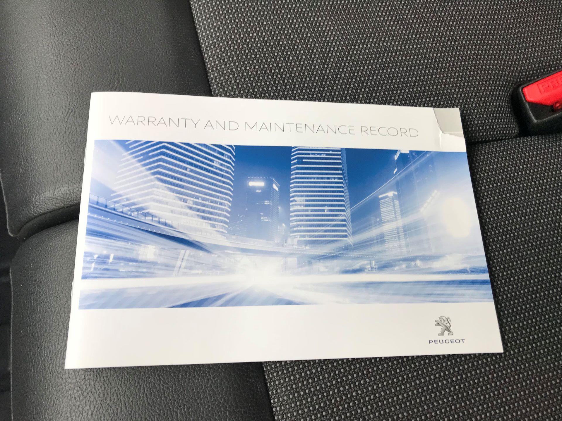 2018 Peugeot Expert   STANDARD 1000 1.6 BLUEHDI 95 PROFFESSIONAL EURO 6 (NU68GNZ) Image 30