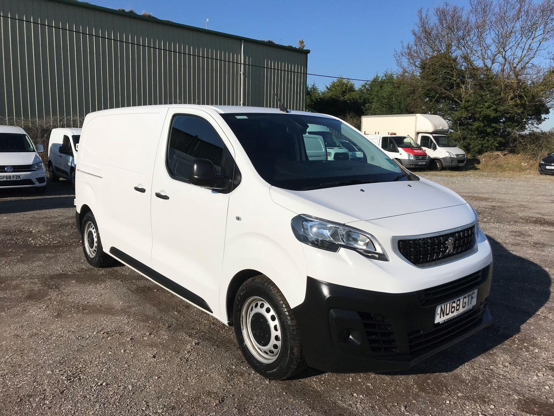 2018 Peugeot Expert 1000 1.6 Bluehdi 95 Professional Van (NU68GTF)