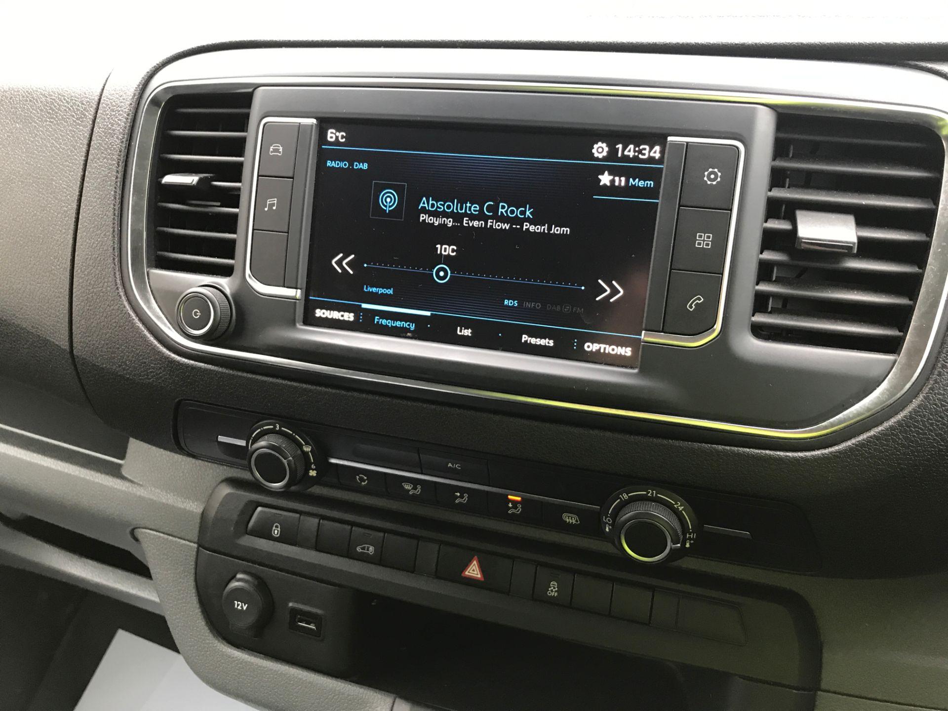 2018 Peugeot Expert 1000 1.6BLUEHDI 95PS PROFESSIONAL EURO 6 (NU68GUA) Image 3