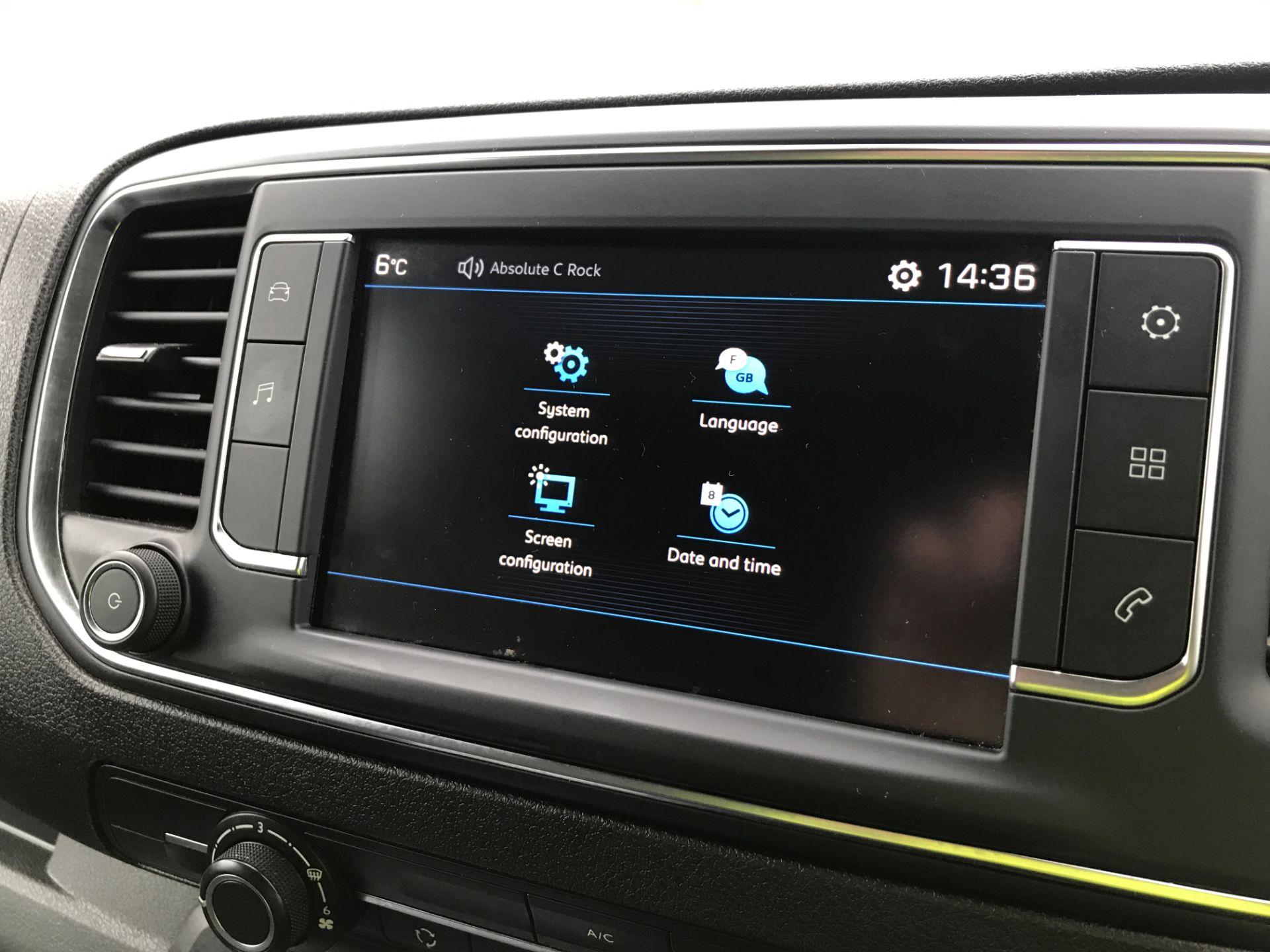 2018 Peugeot Expert 1000 1.6BLUEHDI 95PS PROFESSIONAL EURO 6 (NU68GUA) Image 25