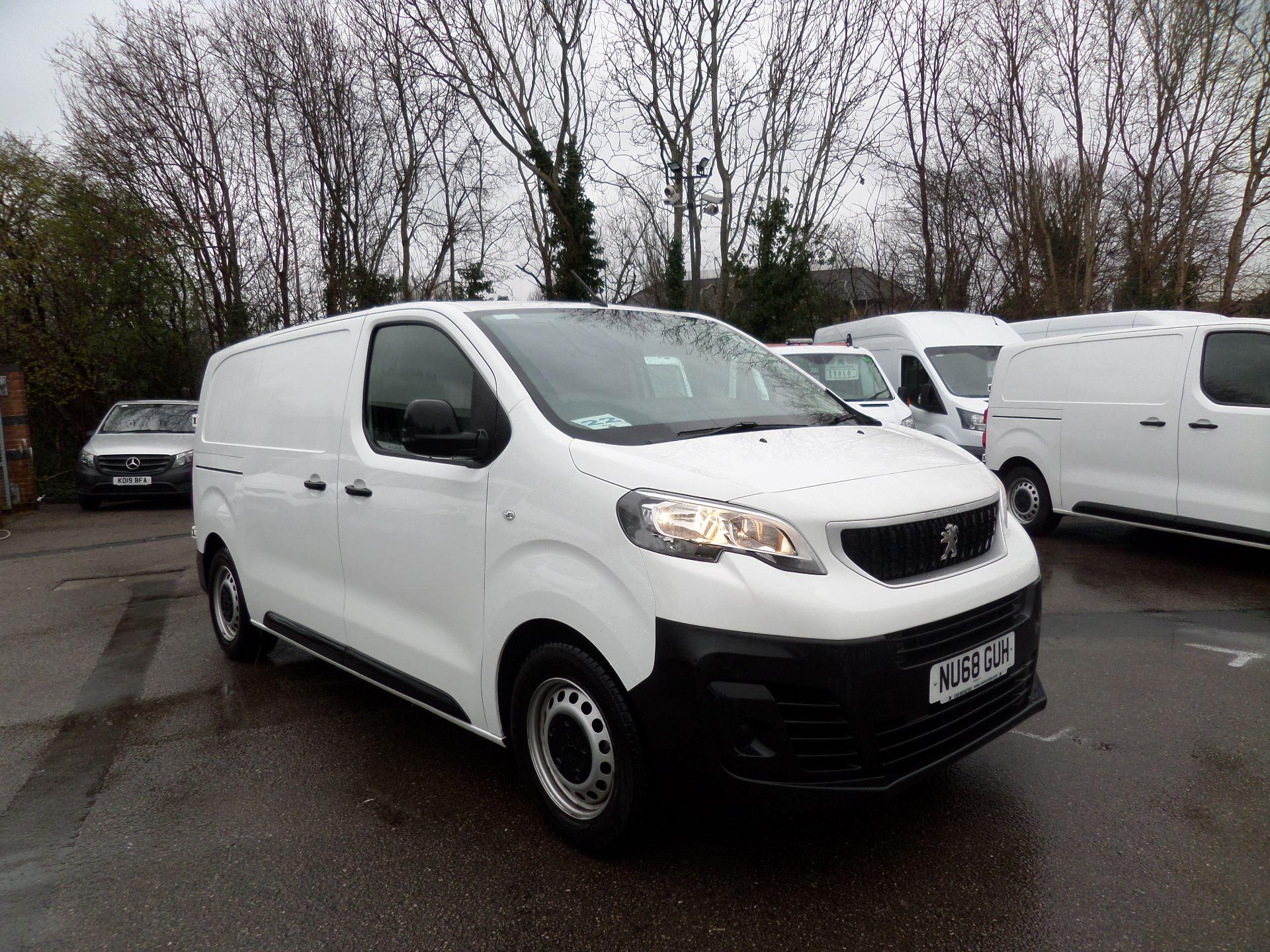 2018 Peugeot Expert 1000 1.6 Bluehdi 95 Professional Van (NU68GUH)