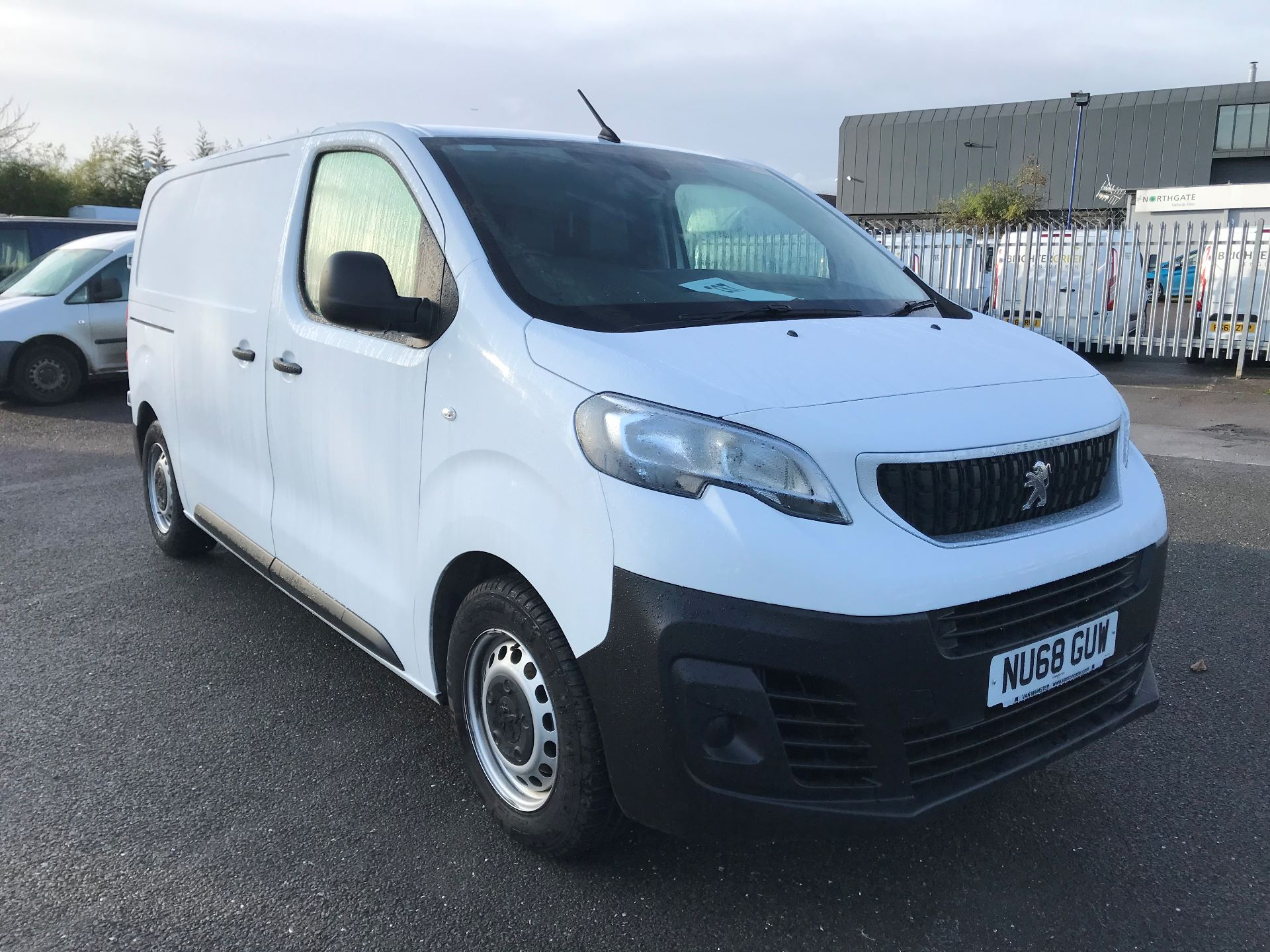 2018 Peugeot Expert  STANDARD 1000 1.6 BLUEHDI 95 PROFFESSIONAL EURO 6 (NU68GUW)