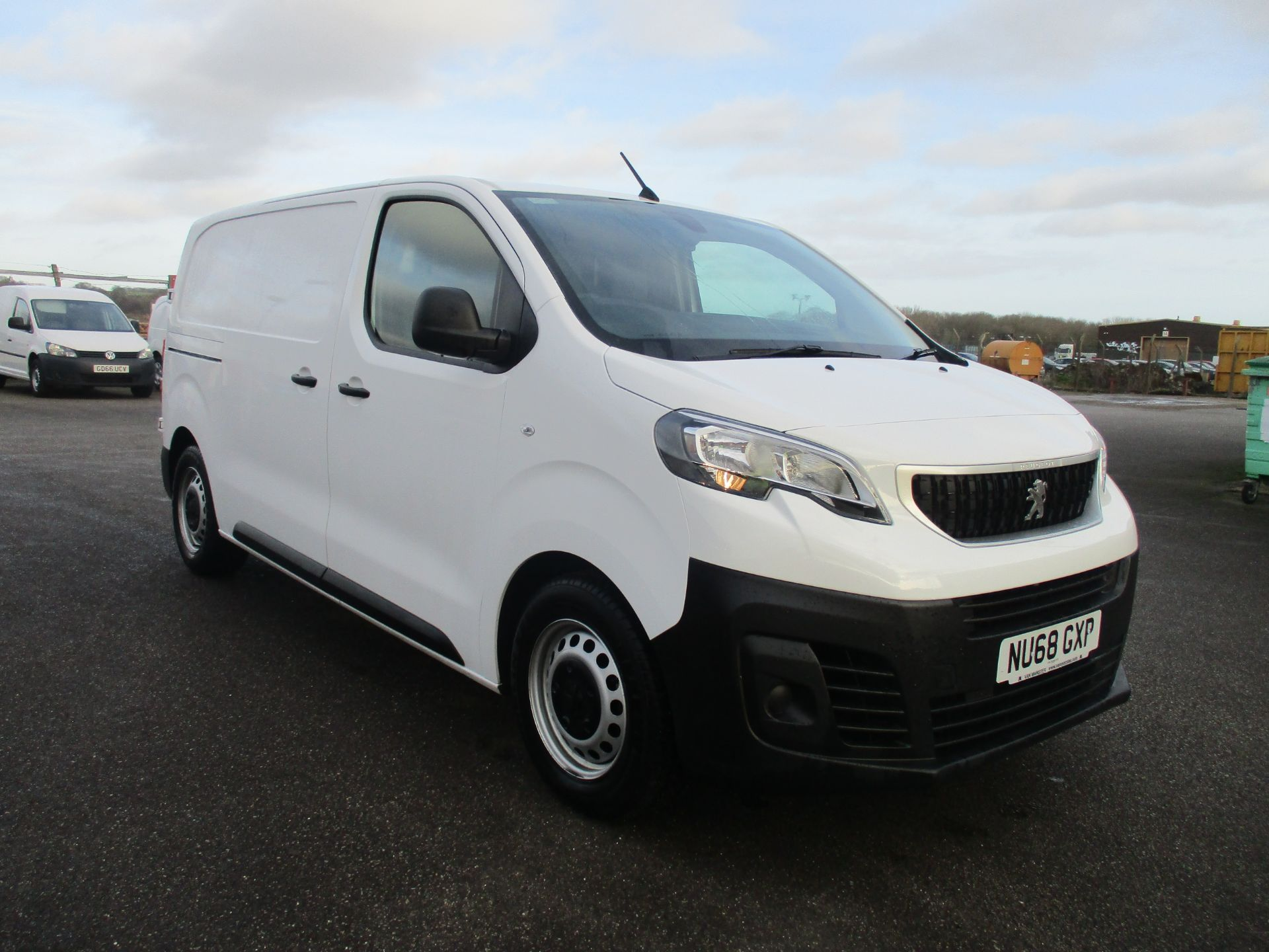 2018 Peugeot Expert STANDARD 1000 1.6 BLUE HDI 95 PROFESSIONAL EURO 6. AIR CON (NU68GXP) Image 1
