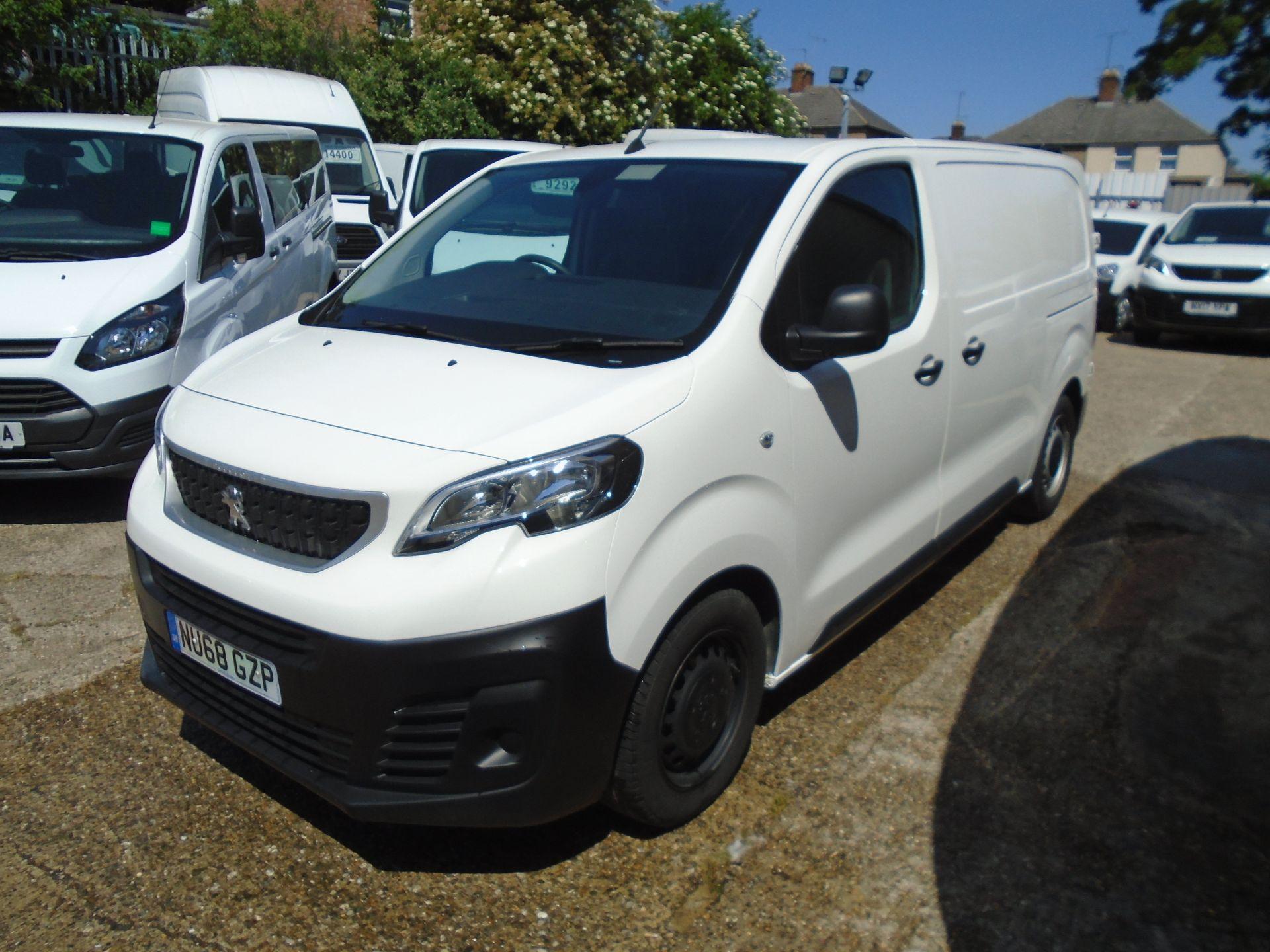 2018 Peugeot Expert 1000 1.6 Bluehdi 95 Professional Van (NU68GZP) Image 3