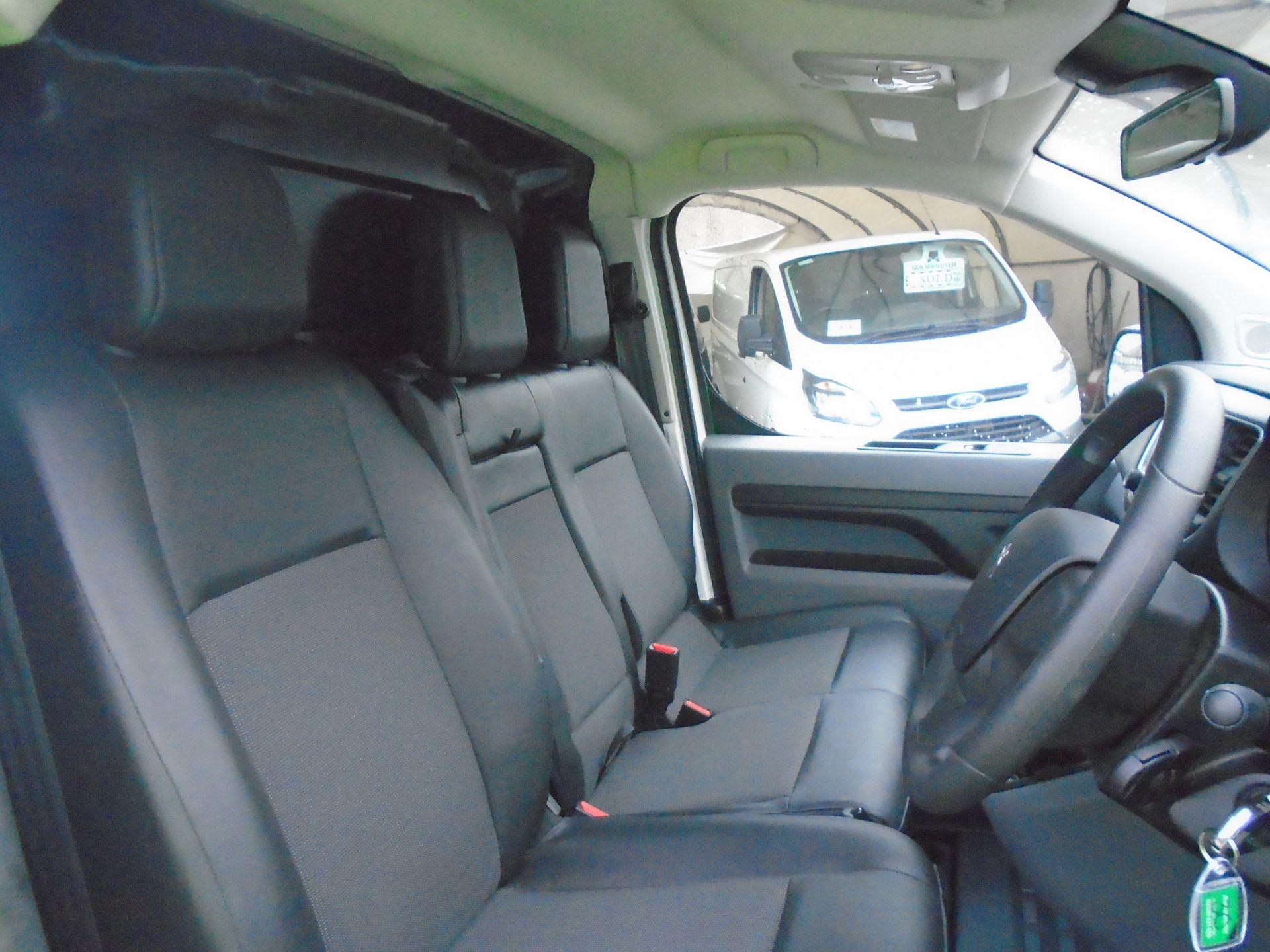 2018 Peugeot Expert 1000 1.6 Bluehdi 95 S Van (NU68ODT) Image 20