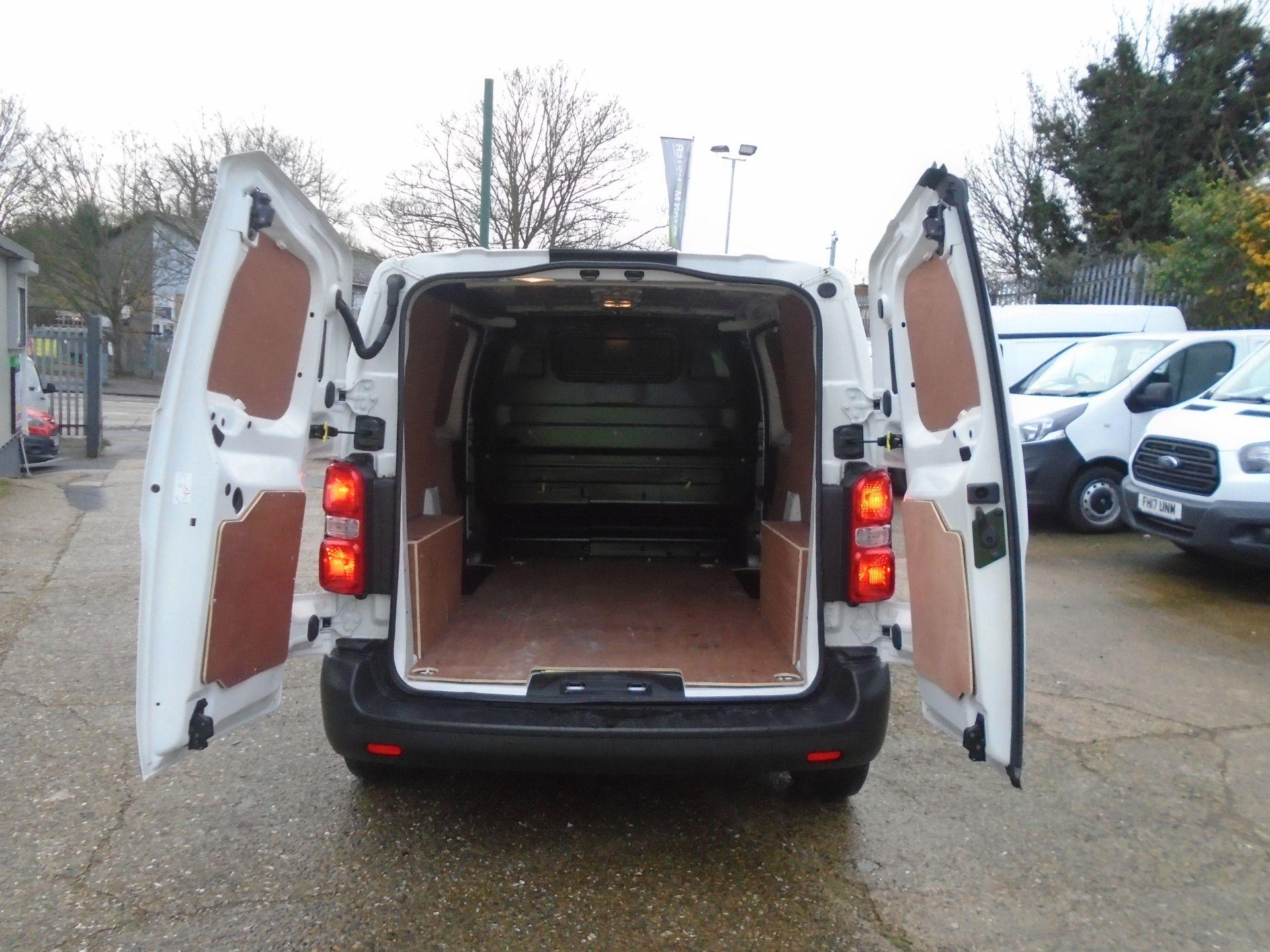 2018 Peugeot Expert 1000 1.6 Bluehdi 95 S Van (NU68ODT) Image 9