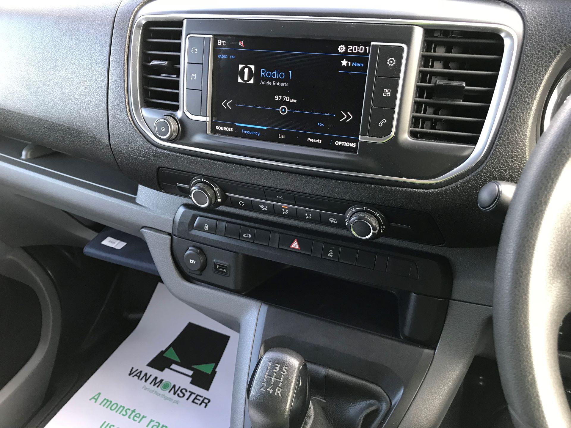 2018 Peugeot Expert  STANDARD 1000 1.6 BLUEHDI 95 S EURO 6 (NU68OFJ) Image 27