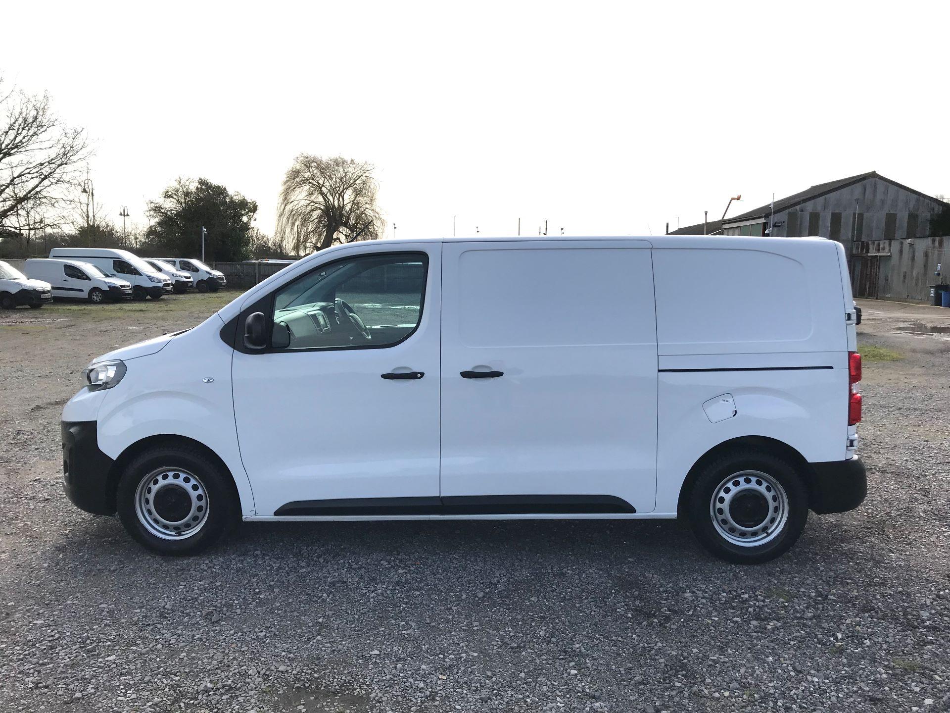 2018 Peugeot Expert  STANDARD 1000 1.6 BLUEHDI 95 S EURO 6 (NU68OFJ) Image 11