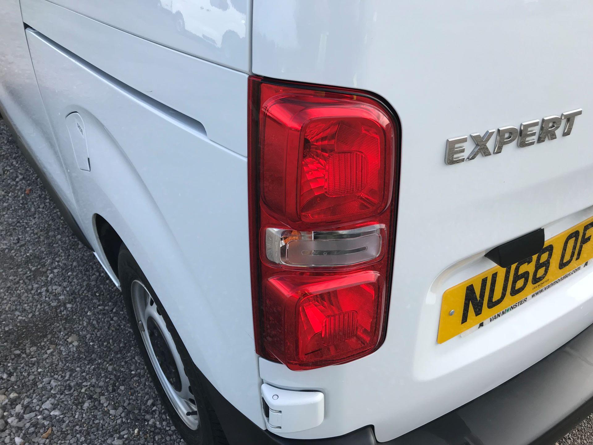 2018 Peugeot Expert  STANDARD 1000 1.6 BLUEHDI 95 S EURO 6 (NU68OFJ) Image 16