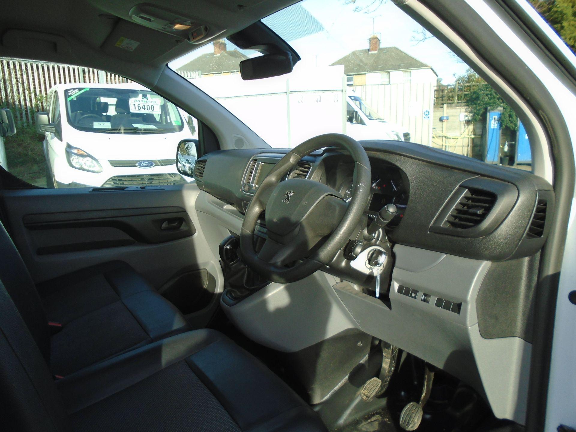 2018 Peugeot Expert 1000 1.6 Bluehdi 95 Professional Van (NU68OFL) Image 18
