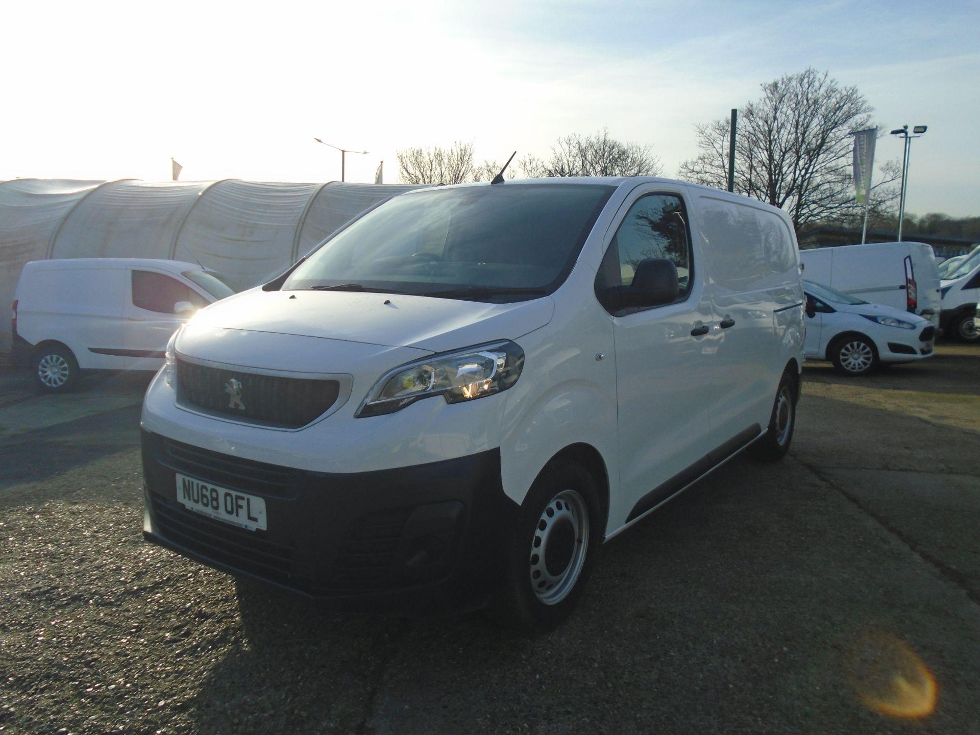 2018 Peugeot Expert 1000 1.6 Bluehdi 95 Professional Van (NU68OFL) Image 3