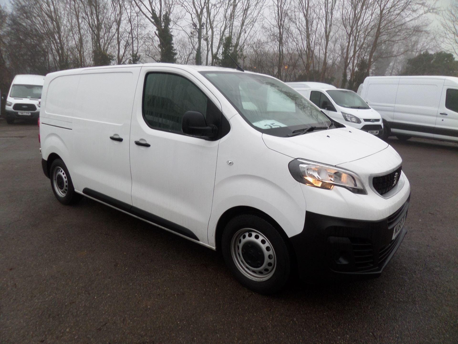 2018 Peugeot Expert 1000 1.6 Bluehdi 95 Professional Van Euro 6 (NU68OKH)