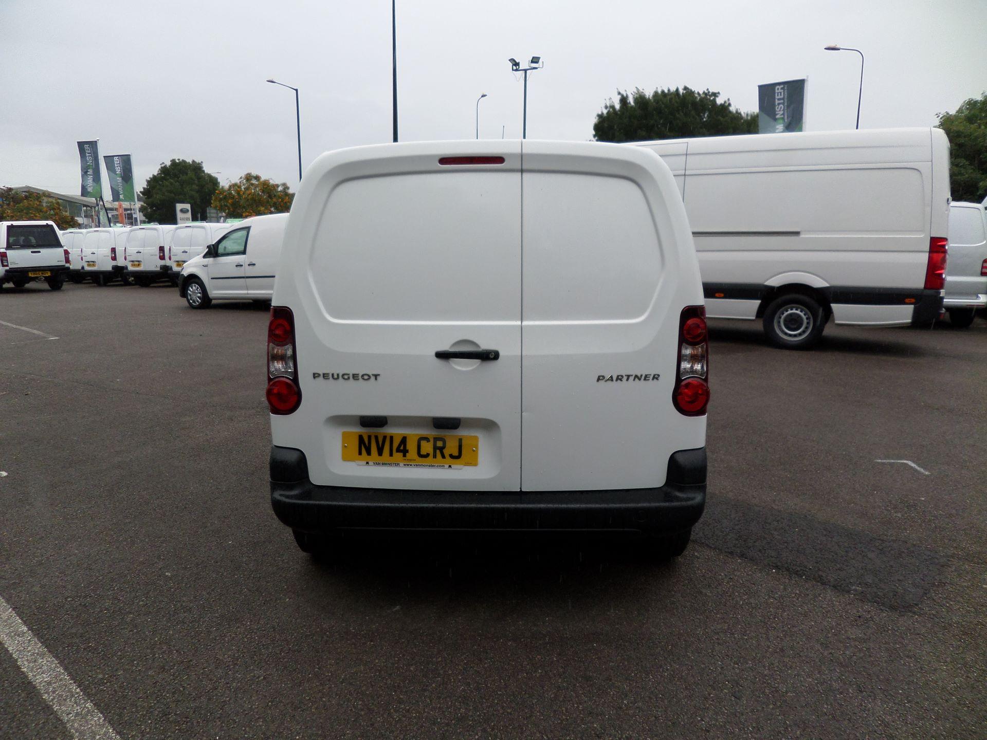 2014 Peugeot Partner 850 S 1.6 Hdi 92 Van [Sld] Euro 5 (NV14CRJ) Image 9