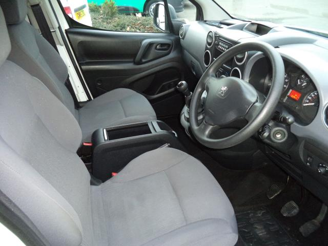 2014 Peugeot Partner L1 850 S 1.6HDI 92PS (SLD) EURO 5 (NV14CUK) Image 9