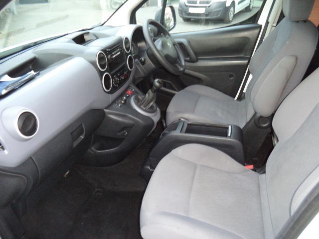 2014 Peugeot Partner L1 850 S 1.6HDI 92PS (SLD) EURO 5 (NV14CUK) Image 10