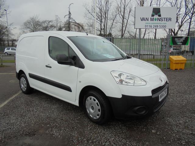 2014 Peugeot Partner 850 S 1.6 Hdi 92 Van (NV14CVB)
