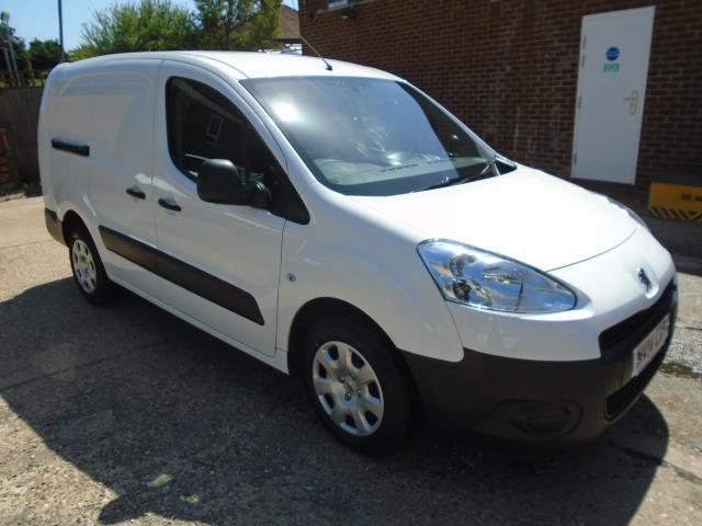 2014 Peugeot Partner  L2 716 1.6 92 CREW VAN EURO 5 (NV14CXP)