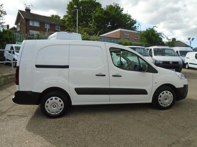 2014 Peugeot Partner  L2 716 1.6 92 CREW VAN EURO 5 (NV14EUM) Image 8