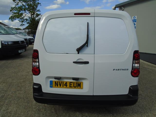 2014 Peugeot Partner  L2 716 1.6 92 CREW VAN EURO 5 (NV14EUM) Image 5