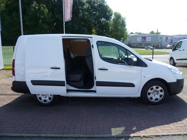 2014 Peugeot Partner L2 716 1.6 92 CREW VAN EURO 5 (NV14EVR) Image 9