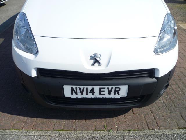 2014 Peugeot Partner L2 716 1.6 92 CREW VAN EURO 5 (NV14EVR) Image 13