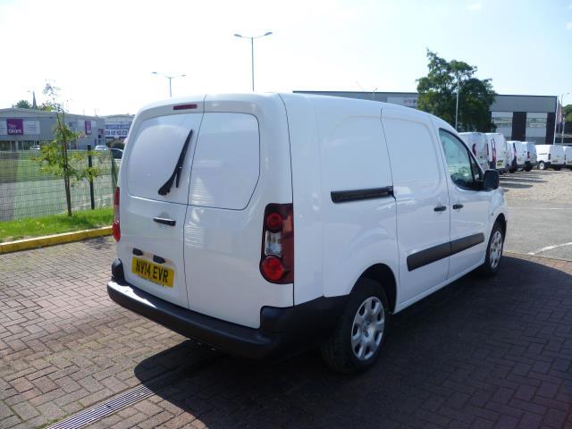 2014 Peugeot Partner L2 716 1.6 92 CREW VAN EURO 5 (NV14EVR) Image 4