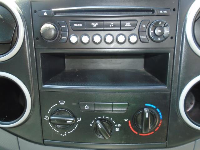 2014 Peugeot Partner L1 850 S 1.6 92PS (SLD) EURO 5 (NV14JBE) Image 17