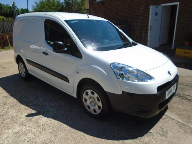 2014 Peugeot Partner L1 850 S 1.6 92PS (SLD) EURO 5 (NV14JBE)