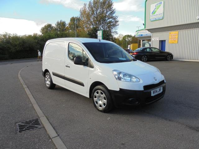 2014 Peugeot Partner L1 850 S 1.6 92PS (SLD) EURO 5 (NV14JKF)