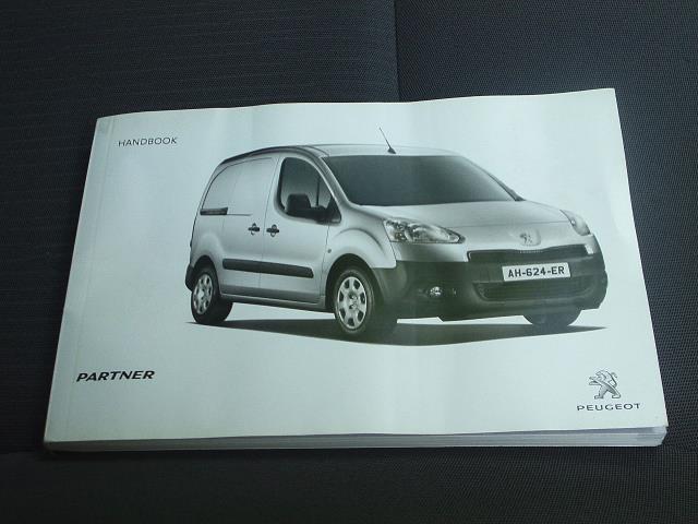 2014 Peugeot Partner L1 850 S 1.6 92PS (SLD) EURO 5 (NV14PPF) Image 28