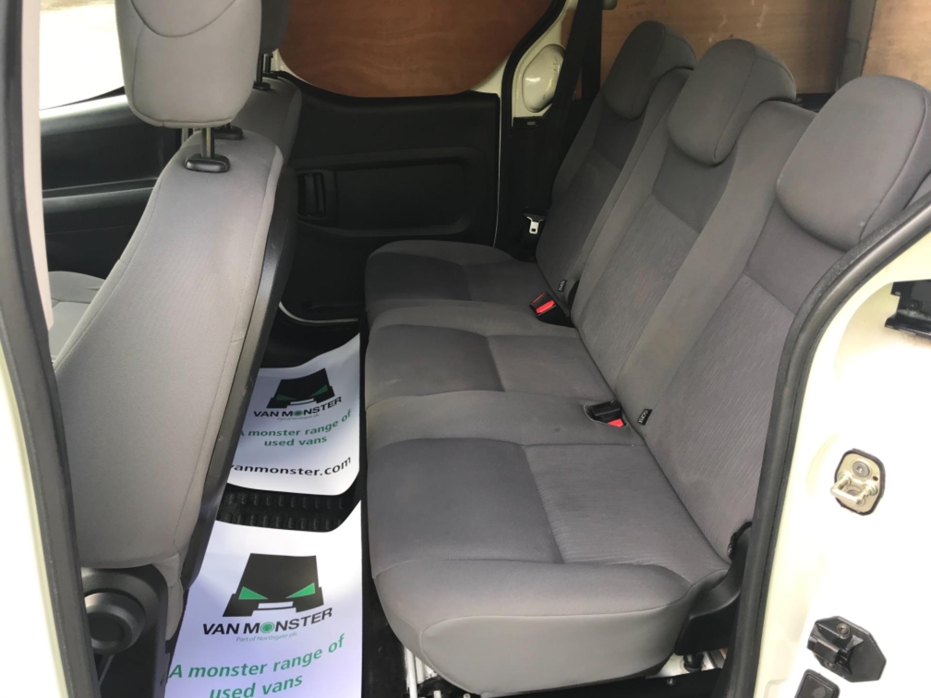 2015 Peugeot Partner L2 716 1.6 92 CREW VAN EURO 5 (NV15AMX) Image 21