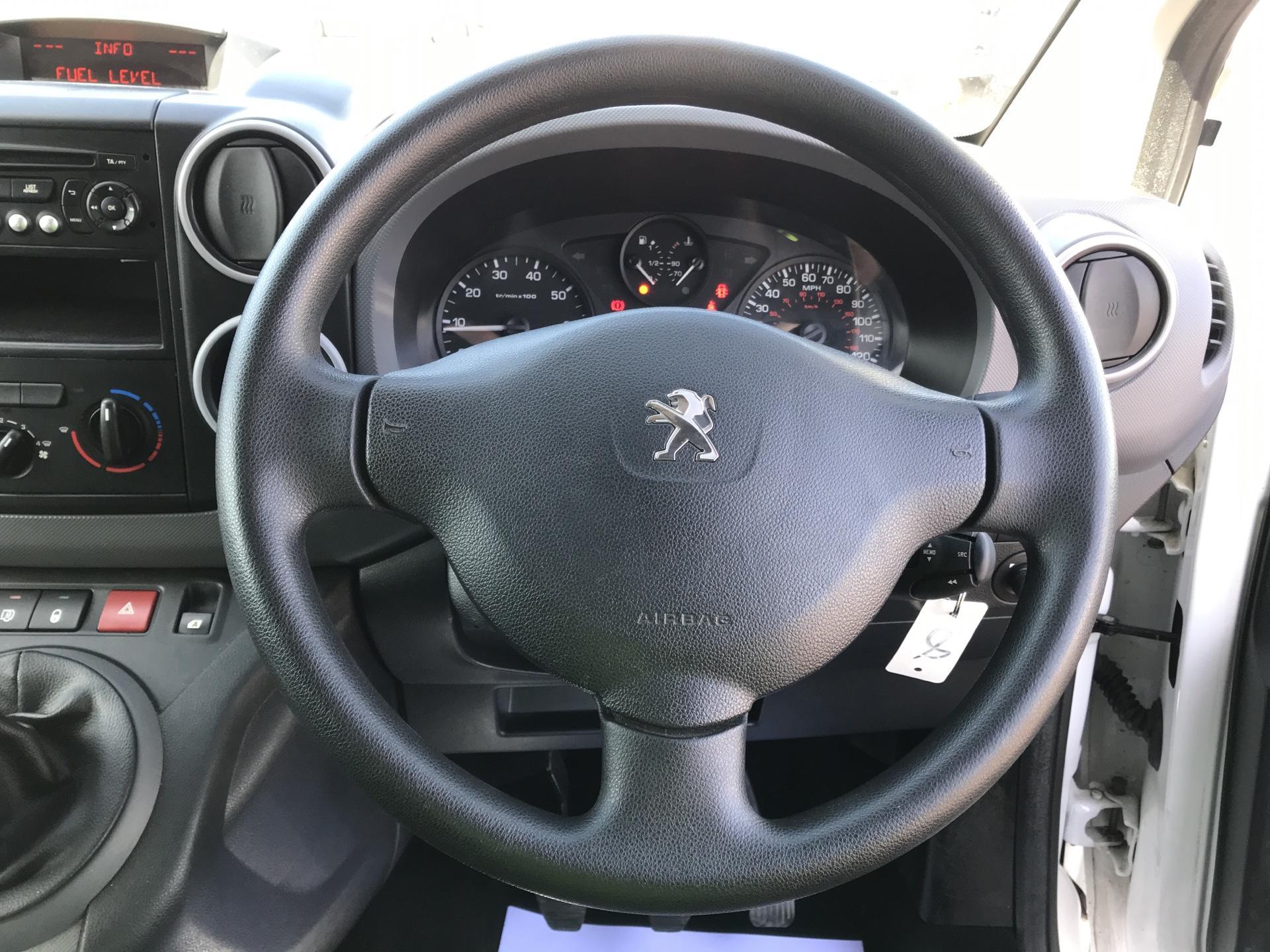 2015 Peugeot Partner  L1 850 1.6 92PS (SLD) EURO 5  (NV15FAO) Image 12