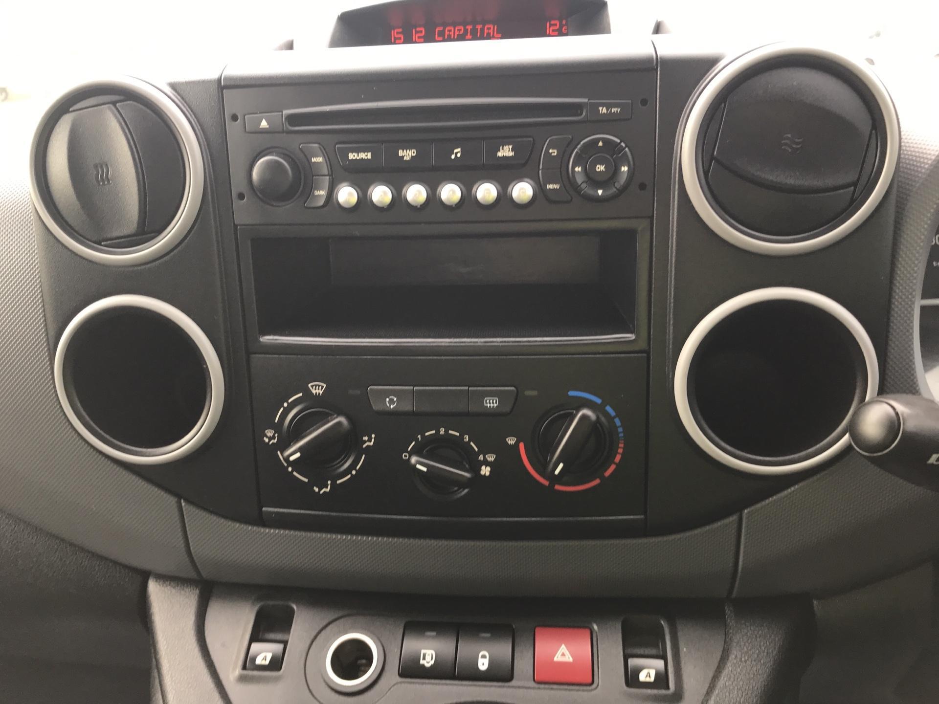 2015 Peugeot Partner L2 716 1.6 92 CREW VAN EURO 5 (NV15HRD) Image 10